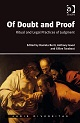 "Cover ""Of Doubt and Proof"""
