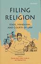 "Cover of ""Filing Religion"""