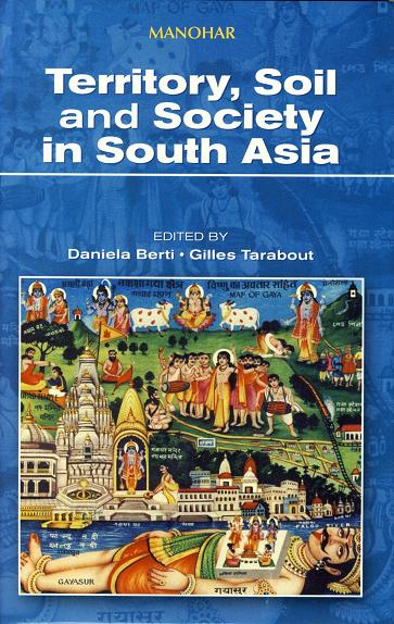 Couverture:Territory, Soil and Society in South Asia